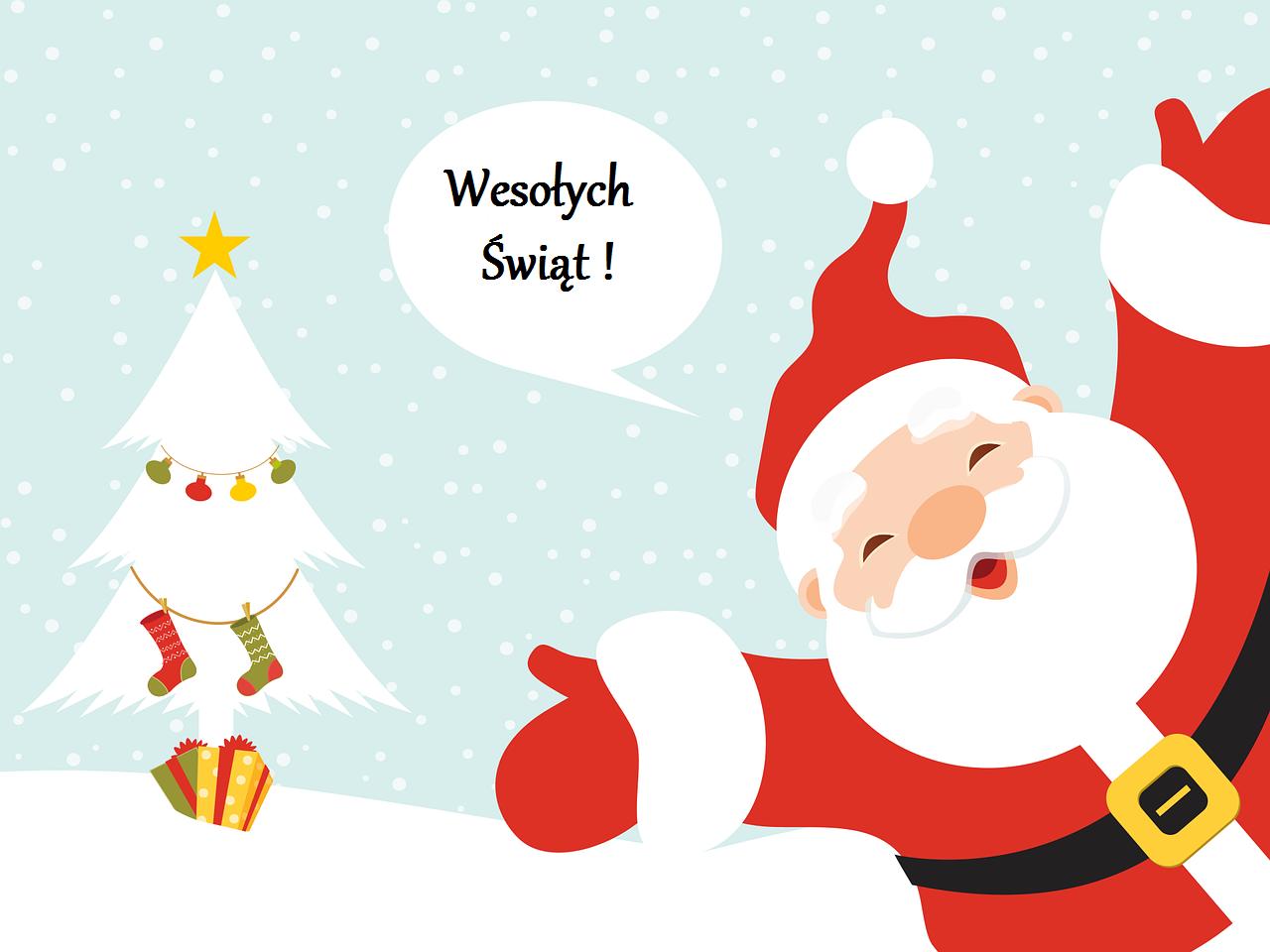 Wiadomość od św. Mikołaja