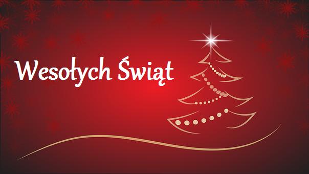 Życzenia świąteczne w wykonaniu dzieci