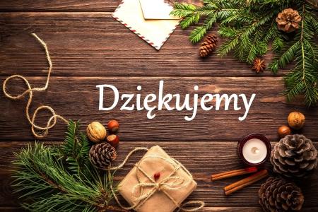 Zakończenie kiermaszu świątecznego dla Ingi
