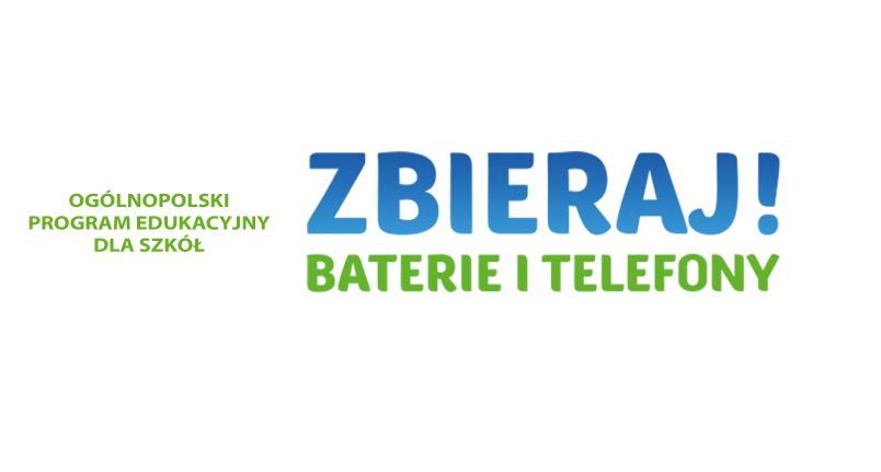 Zbiórka baterii i telefonów